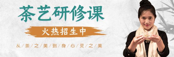 【线上专业课】茶艺研修