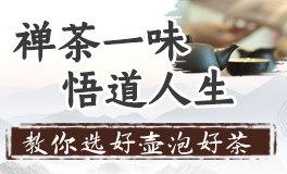 """【禅茶一味】识茶学茶,做一个受欢迎的""""懂茶人"""""""