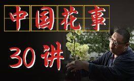 『可以华·中国花事』中国传统插花赏析30讲
