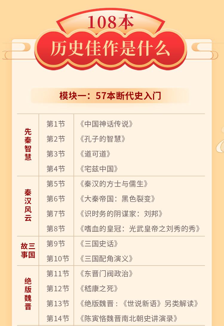 灿烂中国史:108本佳作带你纵览千年中华_05